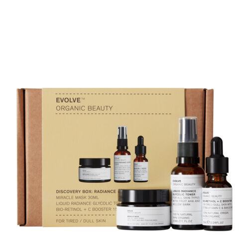 Evolve Beauty Bőrápoló trió csomag a ragyogó bőrért (1 db)