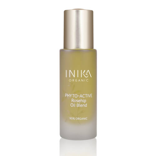 INIKA Skincare Phyto-Active Csipkebogyóolaj-keverék (30 ml)