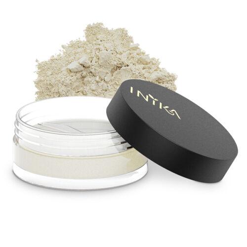 INIKA Mattító hatású ásványi porpúder (3,5 g)