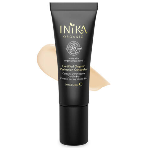 INIKA Organikus bőrtökéletesítő korrektor - light (10 ml)