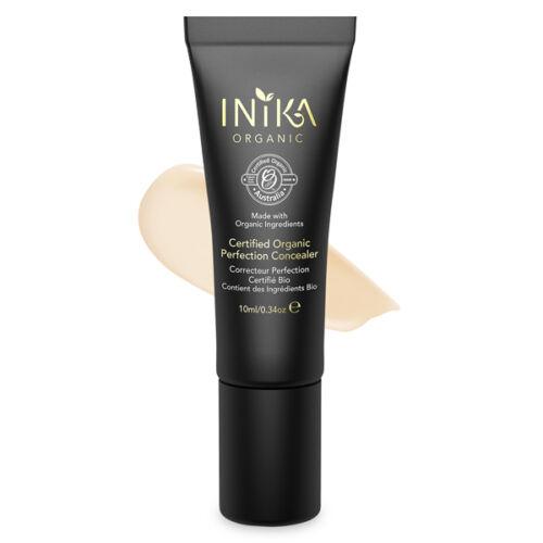 INIKA Organikus bőrtökéletesítő korrektor - very light (10 ml)