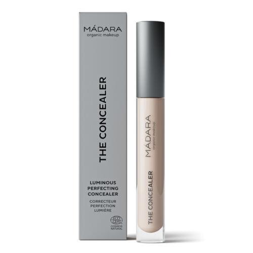 Mádara The Concealer Ragyogást tökéletesítő korrektor - Vanilla #15 (4 ml)