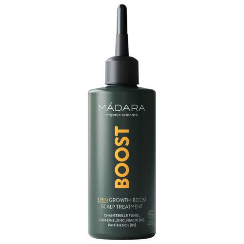 Mádara Boost 3 perces hajgyökér-erősítő fejbőr ápoló (100 ml)