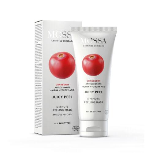 Mossa Juicy Peel Bőrtökéletesítő peeling maszk (60 ml)