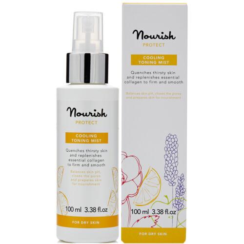 Nourish Protect: Pumpás arctonik - száraz bőrre