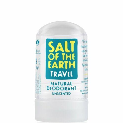 Salt of the Earth Klasszikus kristály dezodor (50 g)