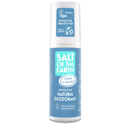 Salt of the Earth Óceán és kókusz dezodor spray (100 ml)