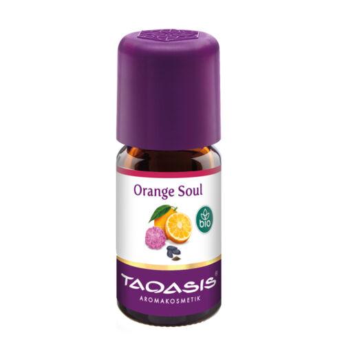 Taoasis Bio Illatkompozíció Orange soul (5 ml)