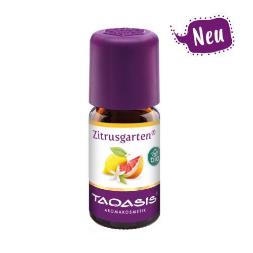 "Taoasis Bio Illatkompozíció ""Citruskert"" (5 ml)"