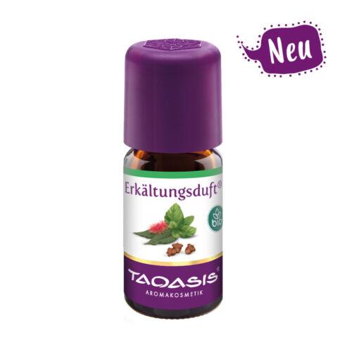 """Taoasis Bio Illatkompozíció """"Megfázás"""" (5 ml)"""