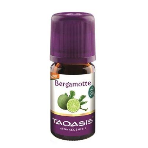 Taoasis Bergamott bio illóolaj Demeter minősítéssel (5 ml)
