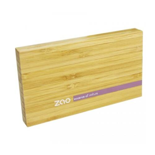 ZAO Utántölthető bambusz tok