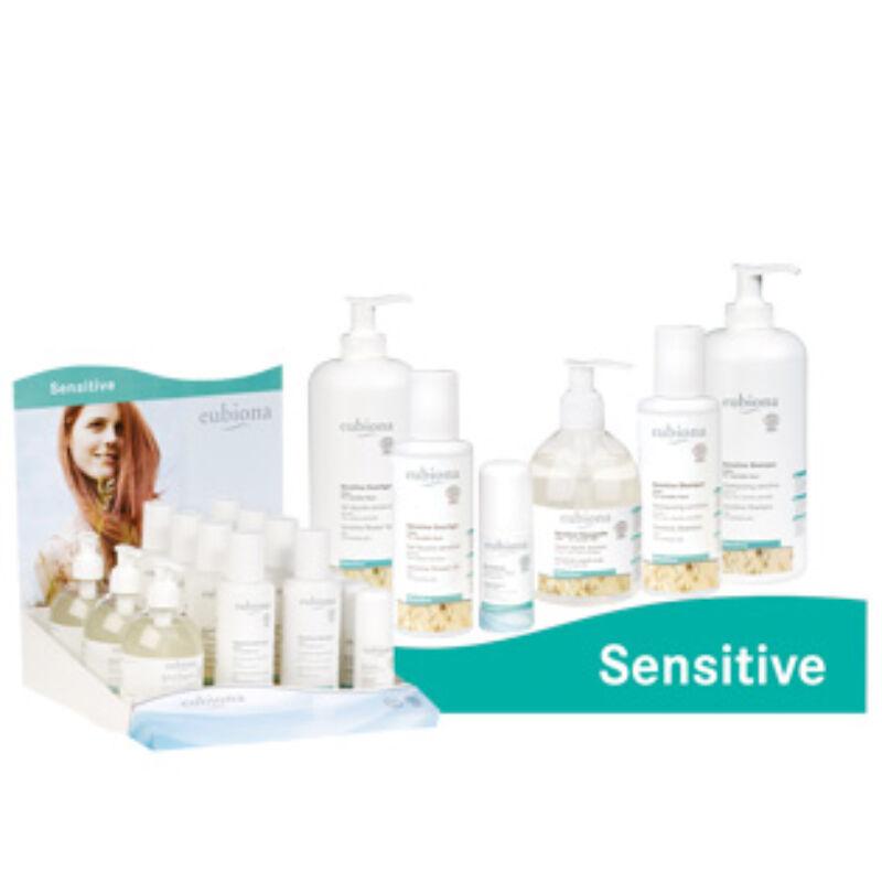 Eubiona Sensitive Folyékony szappan érzékeny bőrre (300 ml)