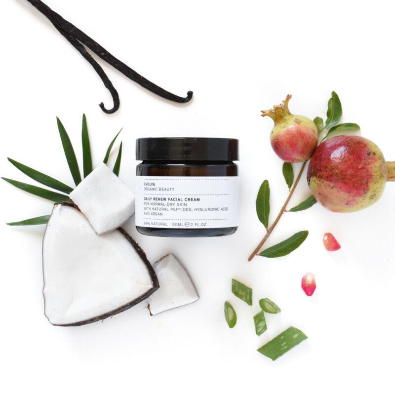 Evolve Beauty Daily Renew Bőrmegújító arckrém (30 ml)