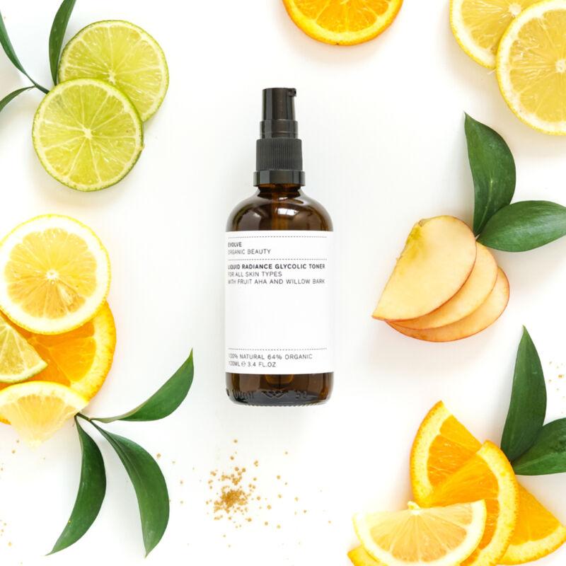 Evolve Beauty Liquid Radiance AHA/BHA hámlasztó tonik