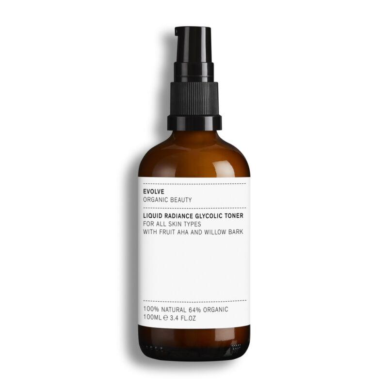Evolve Beauty Liquid Radiance AHA/BHA hámlasztó tonik (100 ml)