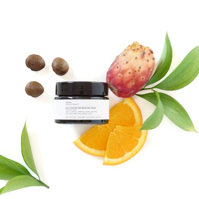 Evolve Beauty Miracle Hámlasztó maszkEvolve Beauty Multipeptide 360 Bőröregedésgátló krém