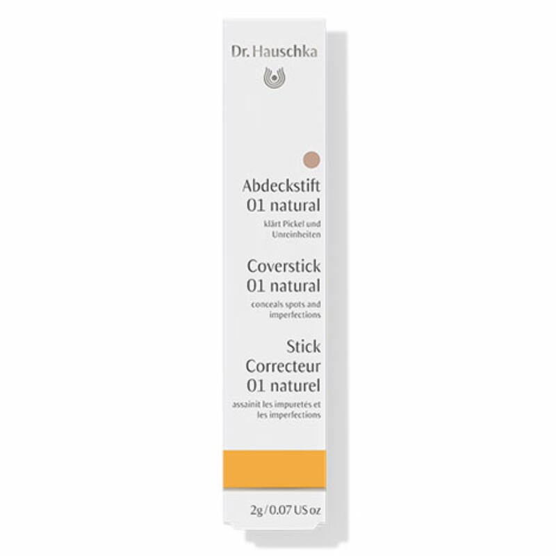 Dr. Hauschka Javító stift (Cover Stick) 2-féle árnyalatban ÚJ