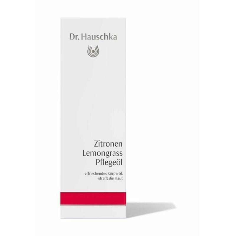 Dr. Hauschka Citrom-citromfű ápoló olaj 2