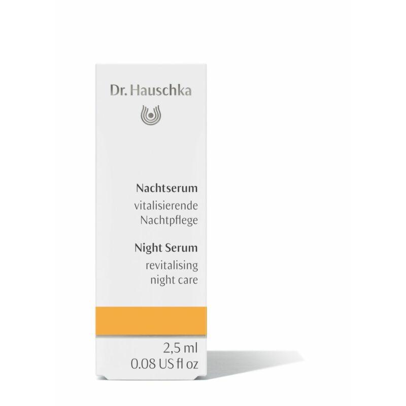 Dr. Hauschka Éjszakai szérum próba 2