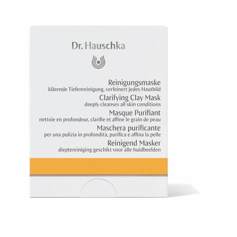 Dr. Hauschka Tisztító maszk (tégelyes) próba 2