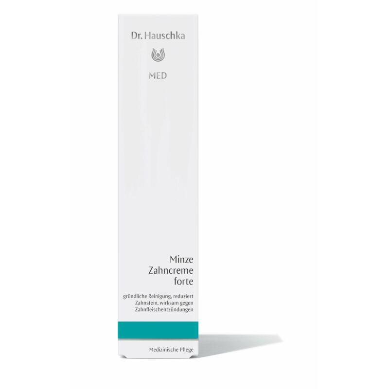 Dr. Hauschka MED Mentás erősítő fogkrém (75 ml)