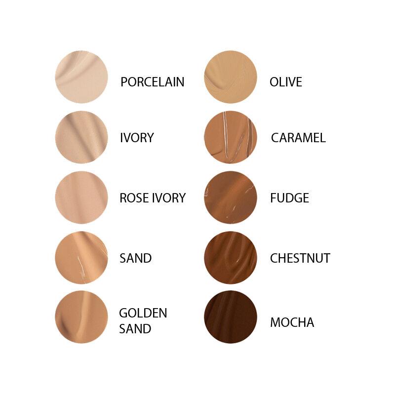 Mádara Skin Equal Soft Glow Folyékony alapozó - Rose Ivory #30 (30 ml)