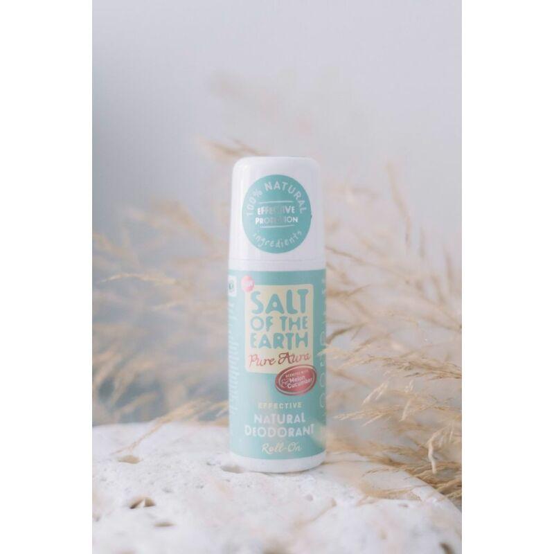 Salt of the Earth Dinnye és uborka dezodor spray (50 ml)