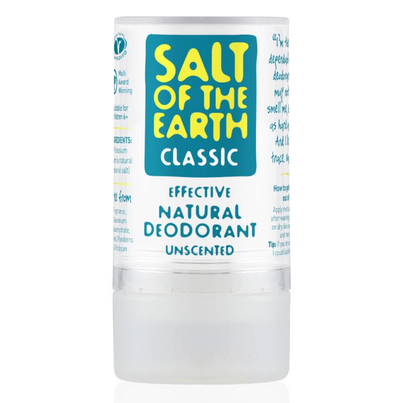 Salt of the Earth Klasszikus kristály dezodor (90 g)