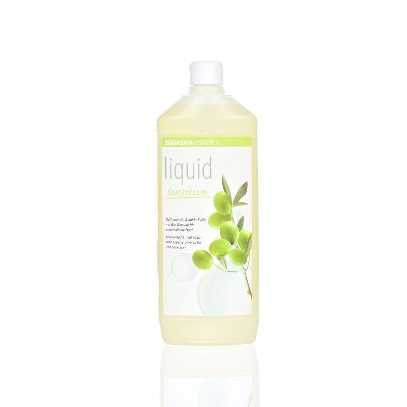 Sodasan BIO Folyékony szappan – sensitive