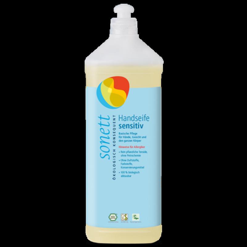 Sonett Folyékony szappan - szenzitív