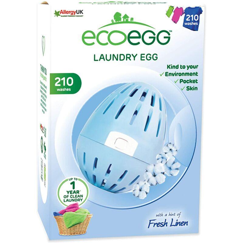 ecoegg Mosótojás 210 mosásra - friss pamut (1 db)