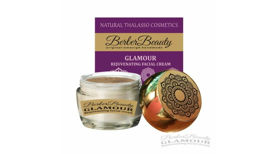 Berber Beauty Glamour bőrmegújító (anti-aging) arckrém